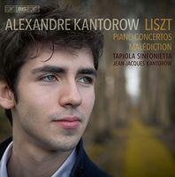 Liszt / Kantorow / Tapiola Sinfonietta / Kantorow - Piano Concertos