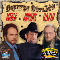 Haggard/Paycheck/Coe - Country Outlaws