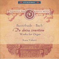 Ivana Valotti - De Divina Inventione: Works for Organ