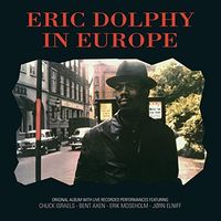 Eric Dolphy - In Europe [Colored Vinyl] [Limited Edition] (Red) (Hol)