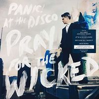 Panic! At The Disco - Pray For The Wicked [Limited Edition Black & White LP]