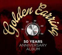 Golden Earring - 50 Years Anniversary Album (4CD+DVD Pal/Region 2)