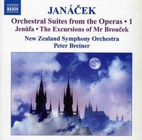 Peter Breiner - Orchestral Suites From The Operas 1