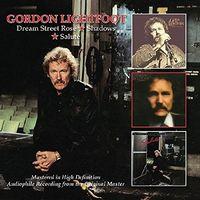 Gordon Lightfoot - Dream Street Rose/Shadows/Salute (Uk)