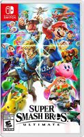 Swi Super Smash Bros. Ultimate - Super Smash Bros. Ultimate for Nintendo Switch