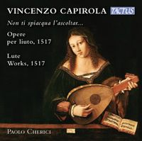Paolo Cherici - Lute Works 1517