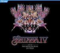 Santana - Live at The House of Blues, Las Vegas [Blu-ray+2CD]