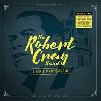 Robert Cray - 4 Nights Of 40 Years Live [Vinyl]