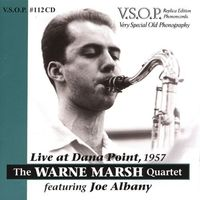 Warne Marsh - Live At Dana Point 1957 Vol 2 [Remastered] (Jpn)
