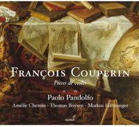 PAOLO PANDOLFO - Pieces de Violes