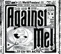 Against Me! - 23 Live Sex Acts [Import]