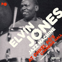 Elvin Jones - At Onkel Po's Carnegie Hall Hamburg 1981 (Spa)