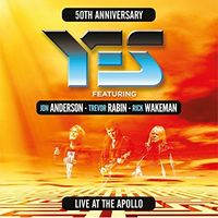 Yes - Live At The Apollo [2CD]