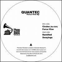 Quantec - Force Vive [Single]