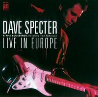 Dave Specter - Live in Europe