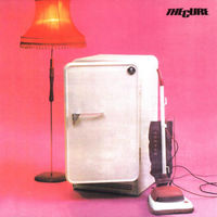 The Cure - Three Imaginary Boys [Vinyl]