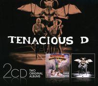 Tenacious D - Tenacious D/The Pick Of Destiny [Import]
