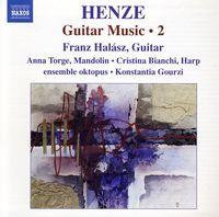 Franz Halasz - Guitar Music 2
