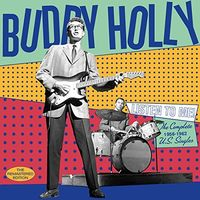 Buddy Holly - Listen To Me: Complete 1956-1962 Us Singles [Remastered]
