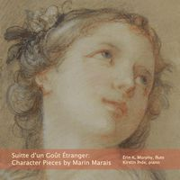 Erin K. Murphy - Suitte D'un Gout Etranger: Character Pieces