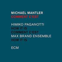 Michael Mantler - Comment C'Est
