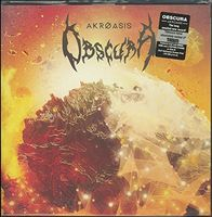 Obscura - Akroasis [Indie Exclusive Limited Edition Orange Vinyl]