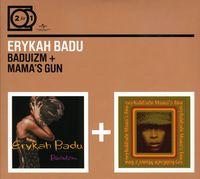 Erykah Badu - Baduizm/Mama's Gun [Import]