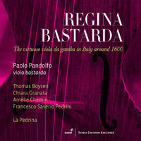 PAOLO PANDOLFO - Regina Bastarda
