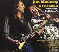 Jim Mccarty - Jim Mccarty & Friends Ii - Live From Callahan's