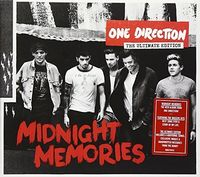 One Direction - Midnight Memories: Ultimate Edition (Asia)