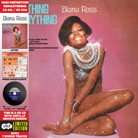 Diana Ross - Everything Is Everything - Cardboard Jacket 2018