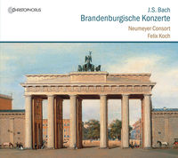 Neumeyer Consort - J.s. Bach: The Brandenburg Concertos