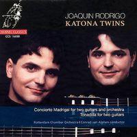 Katona Twins - Concierto Madrigal: Guitar Works