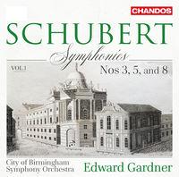 Schubert - Schubert Symphonies (Hybr)