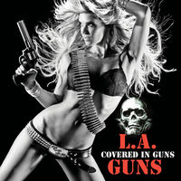 L.A. Guns - Covered In Guns [Limited Edition Red LP]