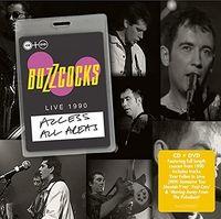 Buzzcocks - Access All Areas Libe 1990
