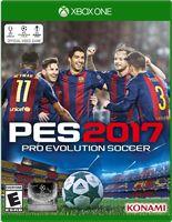 Xb1 Pro Evolution Soccer 2017 - Pro Evolution Soccer 2017 for Xbox One