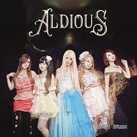 Aldious - Unlimited Diffusion