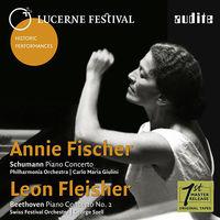 Annie Fischer - Annie Fischer & Leon Fleisher Play Schumann