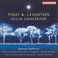 RAPHAEL WALLFISCH - Cello Concertos Op 40 & Op 31