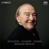 Menahem Pressler - Beethoven Schubert & Chopin