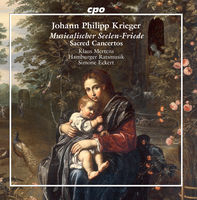 Klaus Mertens - Sacred Concertos