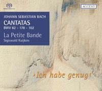 La Petite Bande - Cantatas for Complete Liturgical Year 1