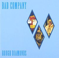 Bad Company - Rough Diamonds (Jpn)