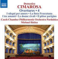 Czech Chamber Philharmonic Orchestra Pardubice - Overtures 4