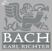 Karl Richter - Advent & Christmas Cantatas