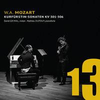 David Grimal - Die Kurfurstin-Sonaten KV301-306