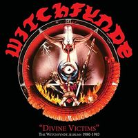 Witchfynde - Divine Victims: Witchfynde Albums 1980-1983 (Uk)