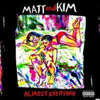 Matt & Kim - Almost Everyday [Red LP]