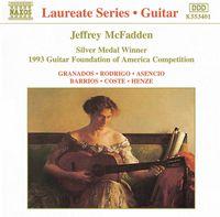 Jeffrey Mcfadden - Guitar Recital / Various
